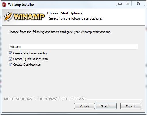 winamp how to set replaygain