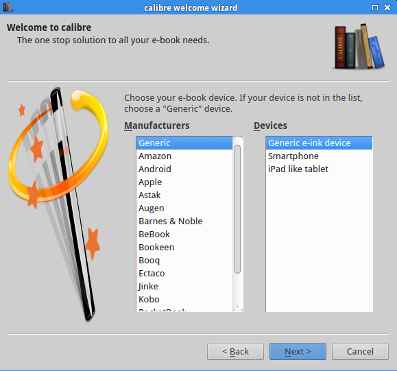 How To Read e-books on Linux with Calibre | Life of a Geek Admin