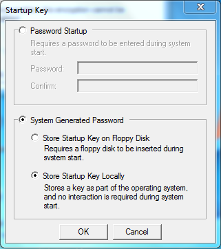 how to remove windows password log in on start