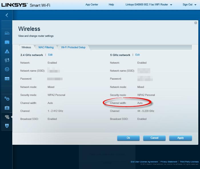 Linksys-EA6900-Wireless