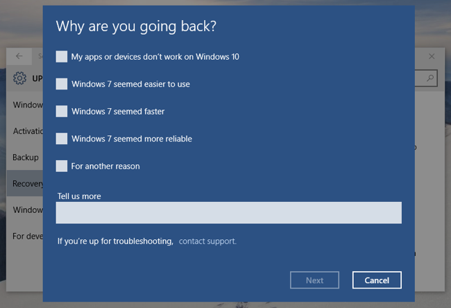 how to run windows 7 on windows 10