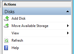 How To Fix Parameter is Incorrect Error Message When Adding Disk to Windows Cluster