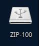 IOMEGA zip100