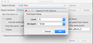 Audacity_FLAC